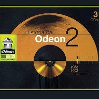 Přední strana obalu CD Historia da Odeon - Vol II