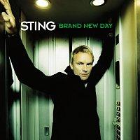 Přední strana obalu CD Brand New Day