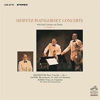Gregor Piatigorsky – Beethoven: Piano Trio No. 1 in E-Flat Major & Haydn: Divertimento in D Major & Rózsa: Sinfonia concertante