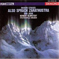 Herbert Blomstedt, Staatskapelle Dresden – Strauss: Also Sprach Zarathustra, Op. 30