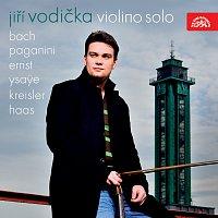 Přední strana obalu CD Violino Solo