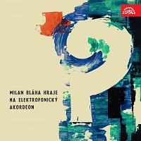 Milan Bláha – Milan Bláha hraje na elektrofonický akordeon