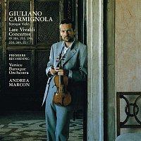 Giuliano Carmignola, Andrea Marcon, Venice Baroque Orchestra, Antonio Vivaldi – Vivaldi: Le Quattro Stagioni and Three Concertos for Violin and Orchestra