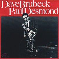 Přední strana obalu CD Dave Brubeck And Paul Desmond