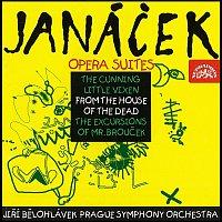 Symfonický orchestr hl.m. Prahy, Jiří Bělohlávek – Janáček: Suity z oper