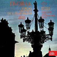 Smetanovo kvarteto, Josef Suk, Jan Panenka – Dvořák: Smyčcový kvintet Es dur, Klid pro violu a klavír