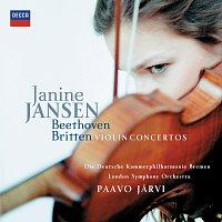 Janine Jansen, Die Deutsche Kammerphilharmonie Bremen, London Symphony Orchestra – Beethoven & Britten: Violin Concertos