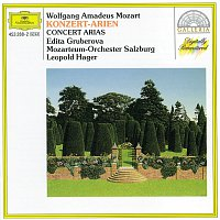 Přední strana obalu CD Mozart: Concert Arias