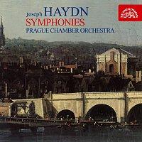 Přední strana obalu CD Haydn: Symfonie