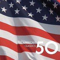 Přední strana obalu CD 50 Best American Classics