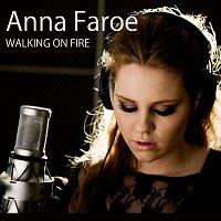 Přední strana obalu CD Walking On Fire