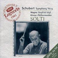 Přední strana obalu CD Schubert: Symphony No.9 / Wagner: Siegfried Idyll