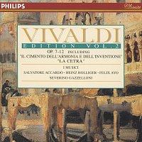 I Musici, Salvatore Accardo, Felix Ayo, Severino Gazzelloni, Heinz Holliger – Vivaldi Edition Vol.2 - Op.7-12