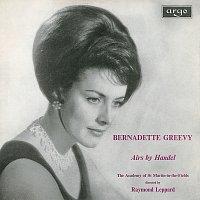 Bernadette Greevy, Academy of St. Martin in the Fields, Raymond Leppard – Handel: Arias
