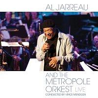 Přední strana obalu CD Al Jarreau and the Metropole Orkest - Live [Live From Theater aan de Parade, Den Bosch, Netherlands/2011]
