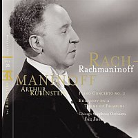 Arthur Rubinstein, Sergei Rachmaninoff, Fritz Reiner, Chicago Symphony Orchestra – Rubinstein Collection, Vol. 35: Rachmaninoff: Piano Concerto No.2; Rhapsody on a Theme of Paganini; Prelude