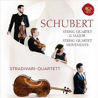 Stradivari Quartett, Franz Schubert – Schubert: String Quartet, D. 887 & Quartettsatze, D. 703 & D. 103