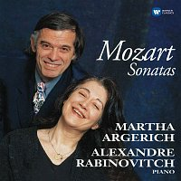 Martha Argerich – Mozart: Sonatas for Two Pianos and Piano Four-Hands