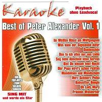 Karaokefun.cc VA – Best of Peter Alexander Vol.1 - Karaoke