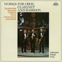 Adamusovo trio – Schulhoff, Martinů, Teml: Sonáty, Madrigaly, Kolokvia