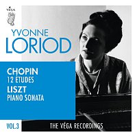 Yvonne Loriod – Chopin: 12 études, Op.25 | Liszt: Piano sonata in B minor, S.178