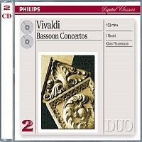 Přední strana obalu CD Vivaldi: Bassoon Concertos [2 CDs]