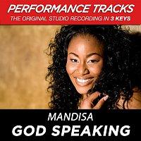 Mandisa – God Speaking (Performance Tracks) - EP
