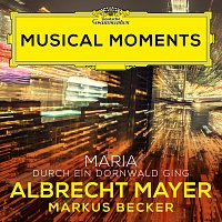 Albrecht Mayer, Markus Becker – Traditional: Maria durch ein Dornwald ging (Arr. Spindler for Oboe and Piano with an Improvisation by Becker) [Musical Moments]