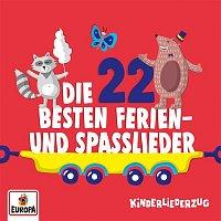 Lena, Felix & die Kita-Kids – Die 22 besten Ferien- & Spaszlieder