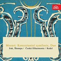 Přední strana obalu CD Mozart: Koncertantní symfonie, Duo
