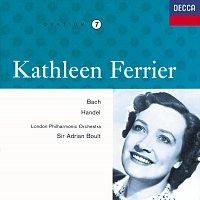 Kathleen Ferrier, London Philharmonic Orchestra, Sir Adrian Boult – Kathleen Ferrier Vol. 7 - Bach / Handel