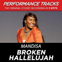Mandisa – Broken Hallelujah [EP / Performance Tracks]