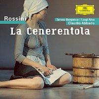 Luigi Alva, Renato Capecchi, Paolo Montarsolo, Teresa Berganza, Claudio Abbado – Rossini: La Cenerentola – CD