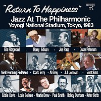 Různí interpreti – Return To Happiness: Jazz At The Philharmonic, Yoyogi National Stadium, Tokyo, 1983