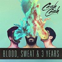 Přední strana obalu CD Blood, Sweat & 3 Years