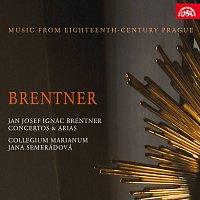 Collegium Marianum, Jana Semerádová – Brentner: Koncerty a árie. Hudba Prahy 18. století