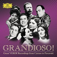 Různí interpreti – Grandioso! - Great Verdi Recordings From Caruso To Pavarotti