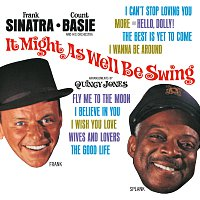 Frank Sinatra, Count Basie And His Orchestra – It Might As Well Be Swing