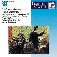 David Oistrakh – Beethoven, Sibelius: Violin Concertos