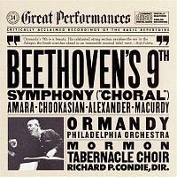 "John Alexander, Lucine Amara, John Macurdy, The Mormon Tabernacle Choir, The Philadelphia Orchestra, Eugene Ormandy, Lili Chookaskian – Beethoven: Symphony No. 9 in D minor, Op. 125 ""Choral"""