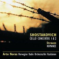 Noras, A+, Norwegian Radio Orchestra, Rasilainen, Ari – Shostakovich: Cello Cti 1 & 2 * R Strauss: Romance in F