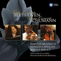 Martha Argerich, Renaud Capucon, Mischa Maisky – Beethoven: Triple Concerto & Schumann: Piano Concerto