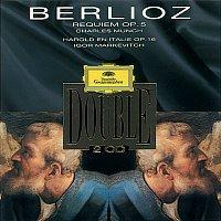 "Přední strana obalu CD Berlioz: Requiem Op.5 ""Messe Des Morts""; Harold En Italie, Op.16"