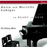 Katia Labeque, Marielle Labeque – en blanc et noir - The Debussy Album
