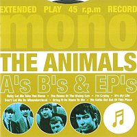 The Animals – A's B's & EP's