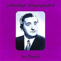 Přední strana obalu CD Lebendige Vergangenheit - Jan Peerce
