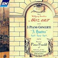 Péter Frankl, Jose Luis Garcia, Simon Lewis, Quintin Ballardie, Olga Hegedus – Mozart: Piano Concertos Nos. 11 - 13