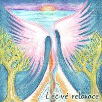 Přední strana obalu CD Léčivé relaxace
