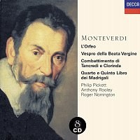New London Consort, Philip Pickett, The Consort of Musicke, Anthony Rooley – Monteverdi: 1610 Vespers/Madrigals/Orfeo