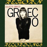 Přední strana obalu CD Gréco (HD Remastered)